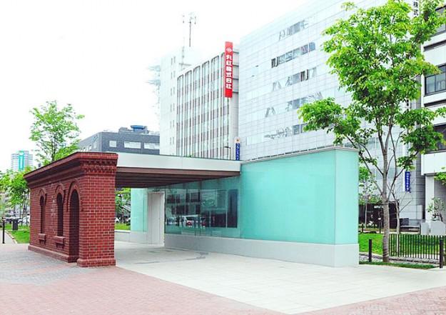 創成川公園休憩所