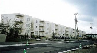 公営住宅(北郷団地)