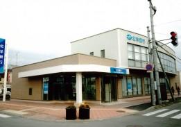 北洋銀行 富良野支店