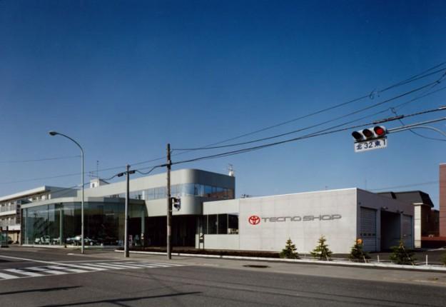札幌トヨペット㈱北支店