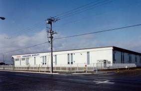 トヨタ部品北海道共販㈱苫小牧物流センター